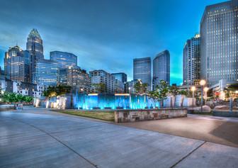 Center City Charlotte, NC