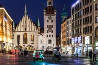 Marienplatz Münich, Germany