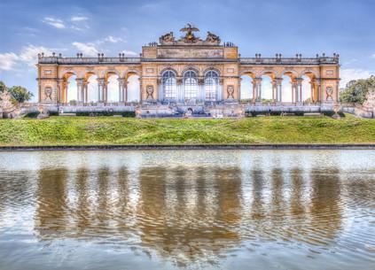 The Gloriette Schönbrunn Palace Vienna, Austria