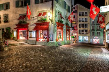 Old Town Zurich, Switzerland