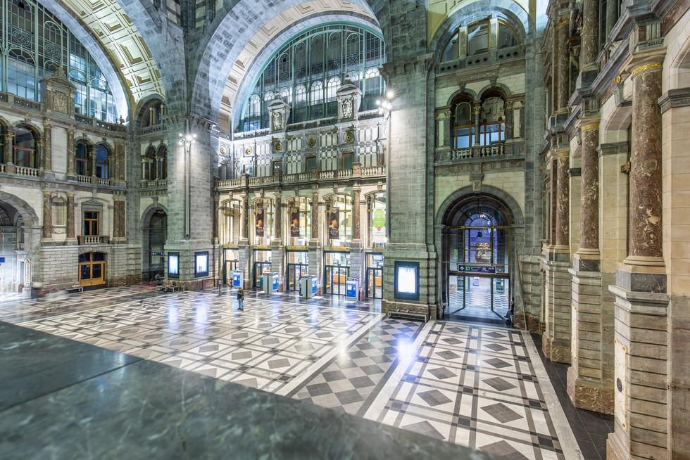 Antwerpen Centraal Belguim