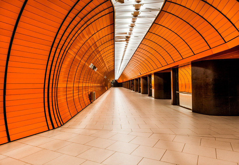 Marienplatz U-Bahn Münich, Germany