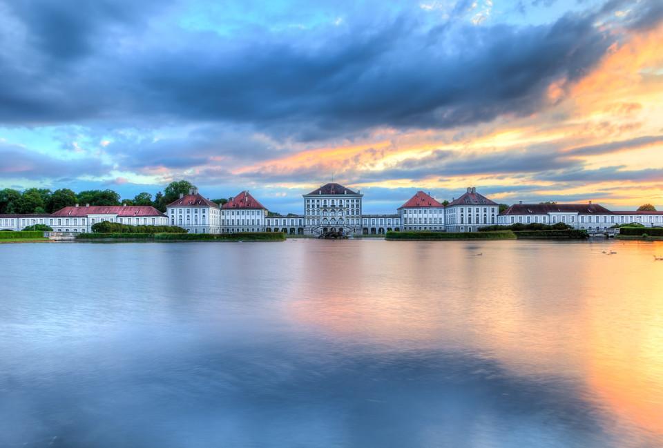 Nymphenburg Palace Münich, Germany