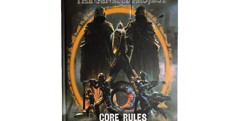 The Genesys Project Core Rules Book