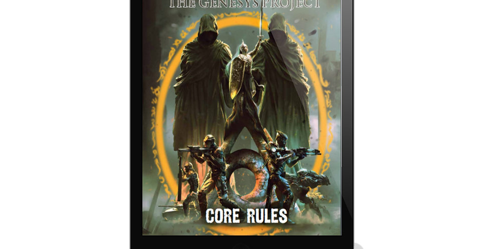 The Genesys Project- Core Rules