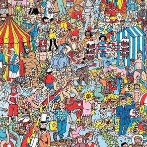 WHERE IS OUR FINAL WALDO?!