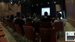 ICCI barcamp Pécsi Tudományegyetem Művészeti Karán