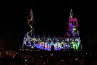 Rendkívüli: több mint 80 ezer látogató a pécsi Zsolnay Fényfesztiválon!