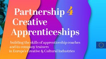Rinova launches Partnerships for Creative Apprenticeships (P4CA)