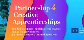 Rinova launches Partnerships for Creative Apprenticeships (P4CA)