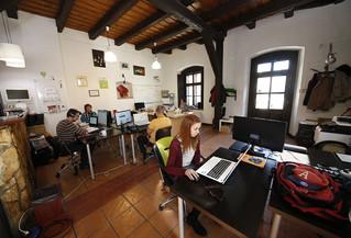 Cikk a Pécsma.hu-n Co-Working irodaházunkról, a KOHÓról
