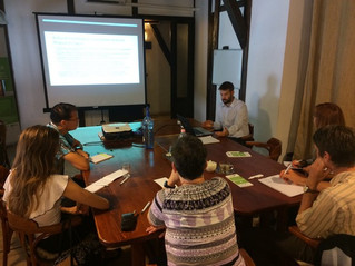 Forget heritage - training sessions for PA staff in Pécs