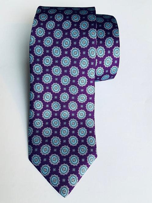 Okinawa Purple Tie