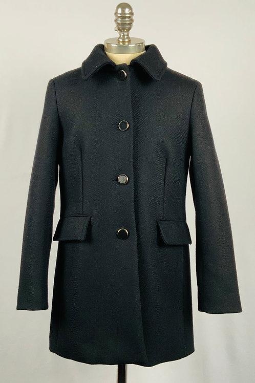 GIRL PINKO Navy Blue Coat