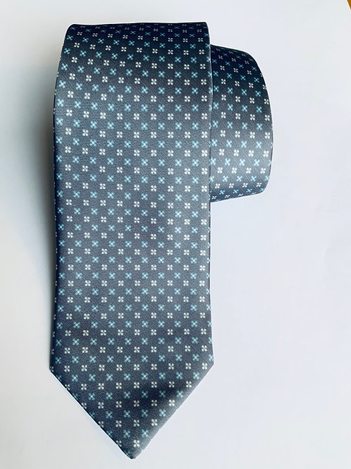 Silver Sky Tie