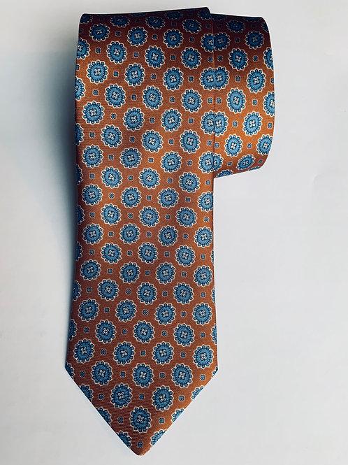 Okinawa Brown Tie