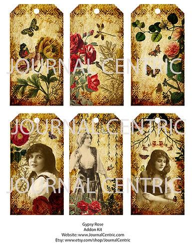 Gypsy Rose Digital Journal Add-On Kit
