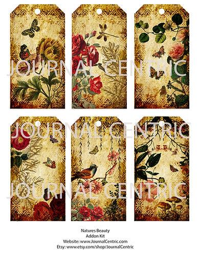 Nature's Beauty Digital Journal Add-On Kit