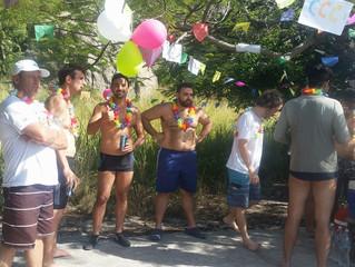 Aniversário de 10 anos do Clube Carioca de Canoagem!
