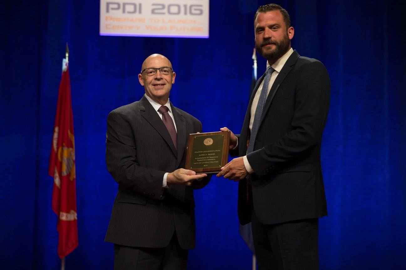 National Chapter Leadership Award