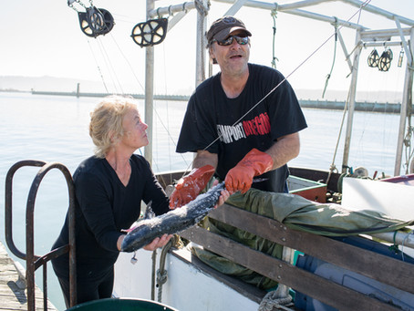 Oregon's Fisheries - a leader in sustainability