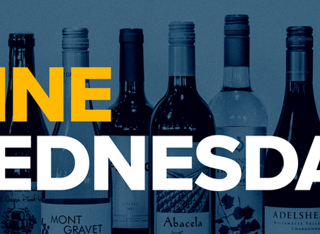 Wine Wednesday is Back