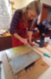 Encaustic demo with rice paper.jpg