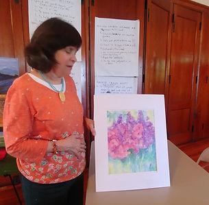 Joan Kelley informal art show.jpg