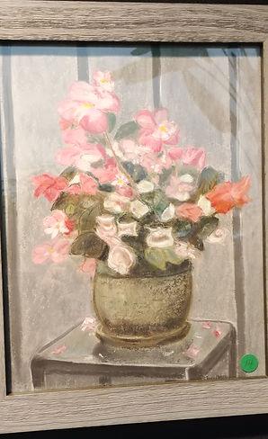 Mary MegiasThe Last Begonia .jpg