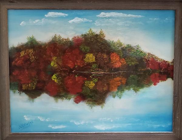 Miguel Megias Autumn Reflection.jpg