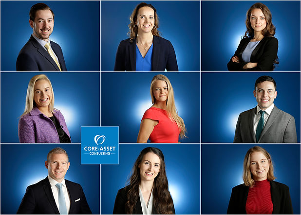 core asset consulting headshots scotland