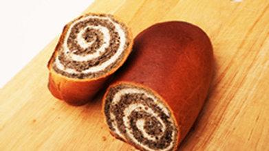 芝麻螺旋麵包(10顆)
