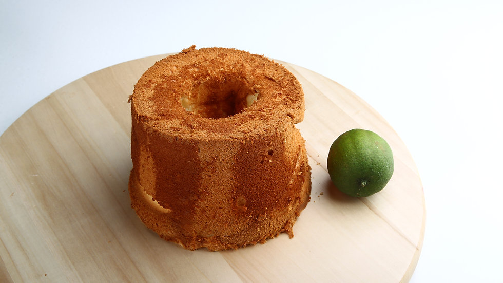 經典戚風蛋糕(4吋、中空)