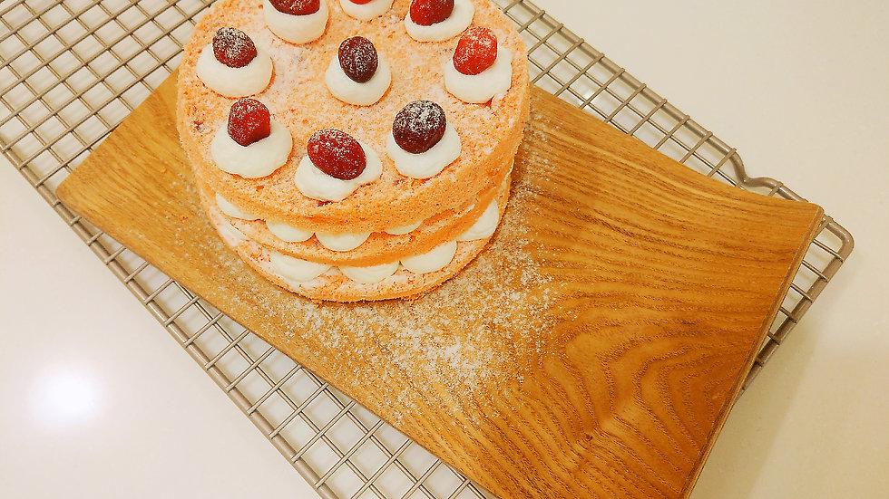 蔓越莓酸甜蛋糕(6吋)