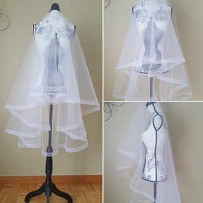 Horsehair veil