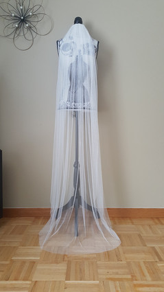 English net veil