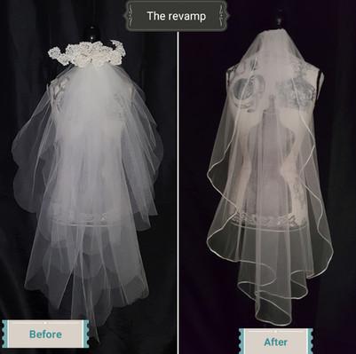 Revamp veil