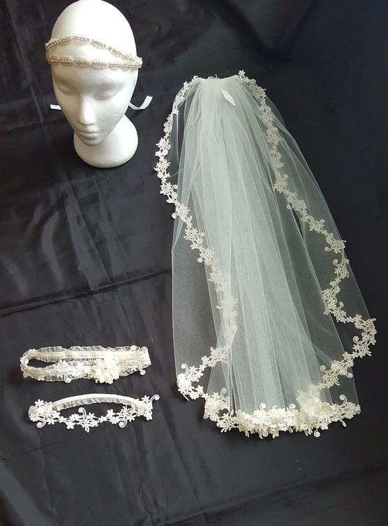 Wedding accessory set