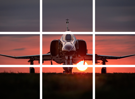 What the rule of thirds is and when to break it.