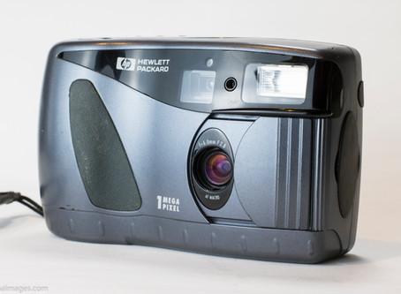 Reviewing my childhood digital camera, the HP PhotoSmart C200