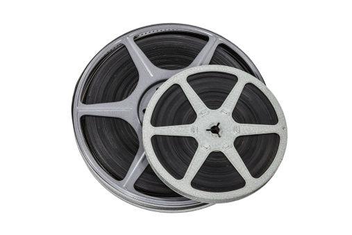 8mm film digitizing