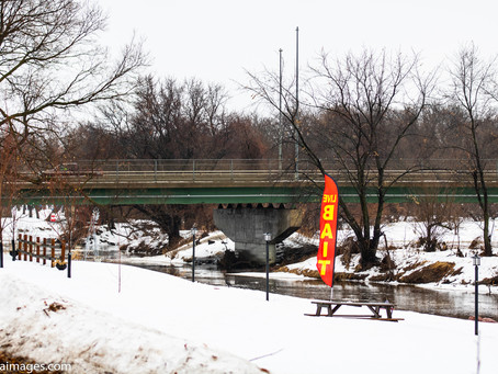 Flooding starts for Rock Rapids, Iowa