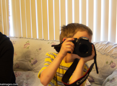 How to choose the right camera for your child so they can learn photography.