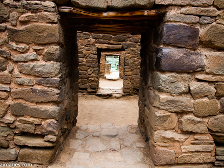 Visiting Aztec Ruins in Aztec, New Mexico