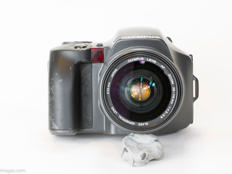 A Review of the Olympus IS-10 camera.