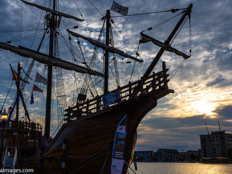 The Tall Ships celebration in Bay City, Michigan. (Part 2, The main event.)