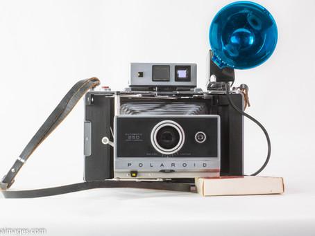 The Polaroid Land Model 250, a retrospective review.