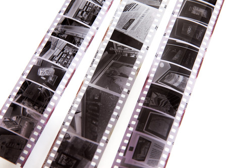 Film isn't forever! why you need to digitize and how to protect your memories.