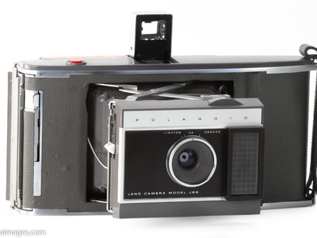 An overview of the Polaroid J66 Land Camera.