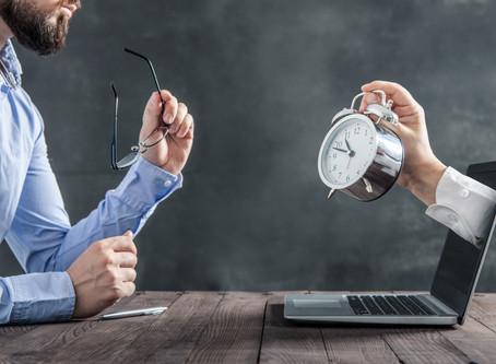 Gestion du temps : apprendre à mieux travailler